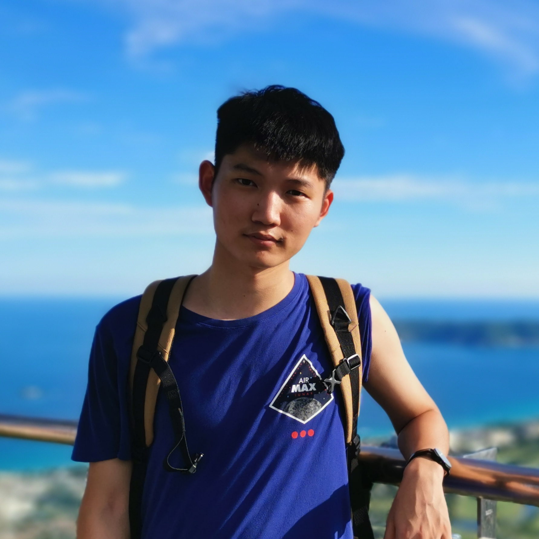 Yufei Huang <br> 黄宇飞